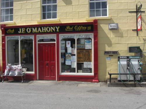 irish post office