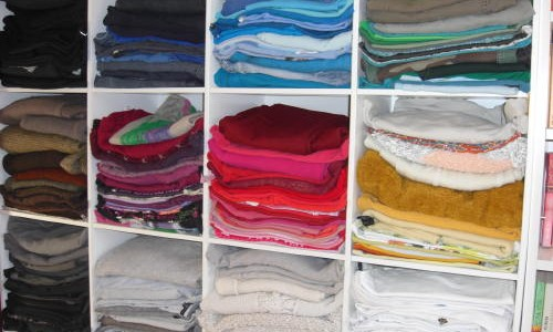 Alle meine Kleider…