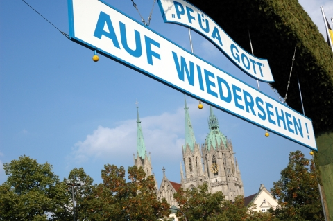 Munich Fashion Week Wiesn