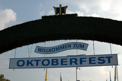 Wiesn Fashion Willkommen