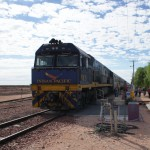 Getting around Australia by train on the AusRail pass