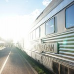 Rail Travel in Australia with Great Southern Rail 2: The Ghan: Darwin via Alice Springs to Adelaide