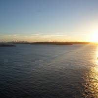 A different walk from Manly to North Head