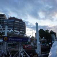 Paramatta Ferry Terminal