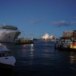 Ferrying around Sydney