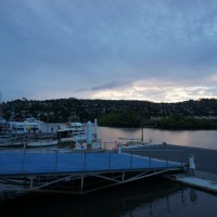 Launceston harbour