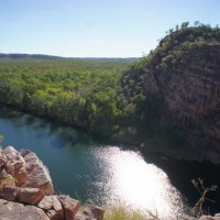 Third visit: Nitmiluk Gorge from the lookout