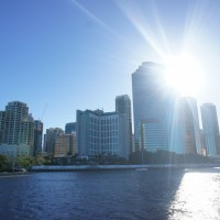 Brisbane CBD skyline