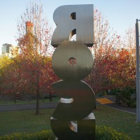 Public art in Brisbane