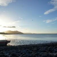 The Cairns beach