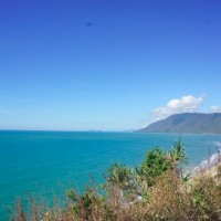 On the road from Cairns to Port Douglas