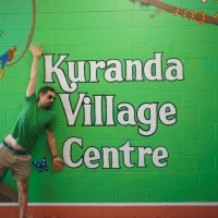 Kuranda village centre