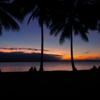 Sunset at Port Douglas