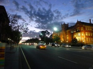 North Terrace, Adelaide