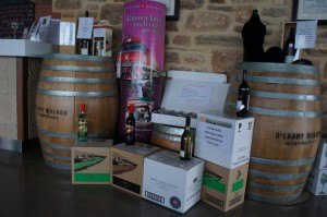 Clare Valley O'Leary Walker winery
