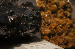 Australian minerals at the South Australian Museum, Adelaide