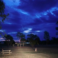 Fitzroy Crossing campsite