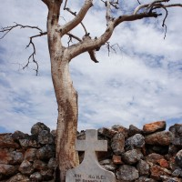 Old Halls Creek cemetery