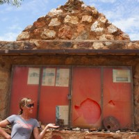 "Old Halls Creek ""museum"""