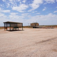 Kimberley roadside rest area