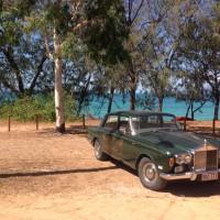 Magnetic Island Arcadia Beach House Rolls Royce
