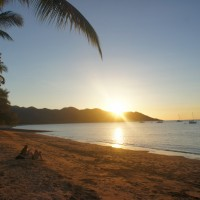 Sunset at Horseshoe Bay, Magnetic Island