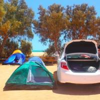 cape-range camping