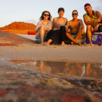 Sunset at Cape Leveque
