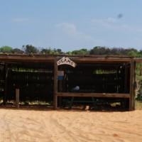 Beach hut at Cape Leveque