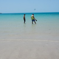 One Arm Point at Cape Leveque