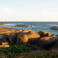Elephant Rocks in William Bay National Park near Denmark, Western Australia