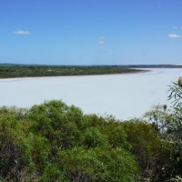 Pink Lake, Esperance, Western  Australia