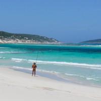 Nude fishing in Esperance, Western  Australia