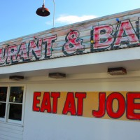 Joe's BAH in Fremantle